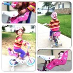 """Doll Bicycle Seat – """"Ride Along Dolly"""" Bike Seat with Decorate Yourself Decals (Fits 18″ American Girl and Standard Sized Dolls and Stuffed Animals)"""