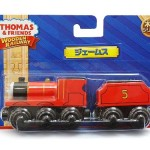 Thomas Wooden Railway – James The Red Engine