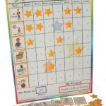 """Kenson Kids – """"I Can Do It"""" Reward and Responsibility Chart Made in the USA. 11″ X 15.5″"""