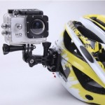 New SJ4000 Helmet Sports DV 1080P Full HD H.264 12MP Car Recorder Diving Bicycle Action Camera 1.5 Inch LCD 170°Wide Angle Lens Outdoor Waterproof G-Senor Motorbike Camcorder DVR (White)