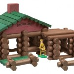 Lincoln Logs Classic Edition Tin