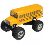 Toysmith Monster Bus, 5″