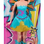 Barbie in Princess Power Butterfly Doll Blue