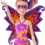Barbie in Princess Power Butterfly Doll Purple