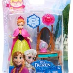 Disney Frozen Magiclip Small Doll Anna Giftset